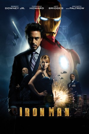Iron Man (2008) DVD Release Date