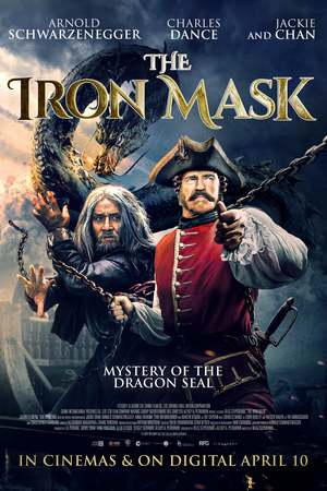Iron Mask (2019) DVD Release Date