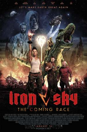 Iron Sky: The Coming Race (2019) DVD Release Date