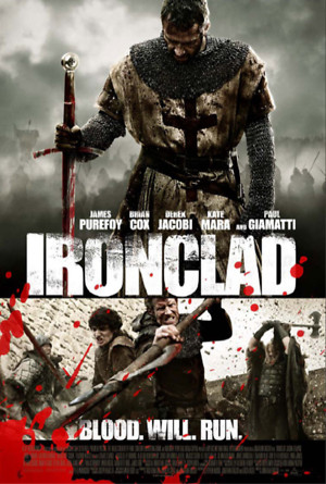 Ironclad (2011) DVD Release Date