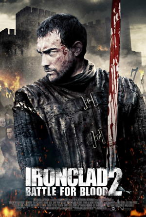 Ironclad: Battle for Blood (2014) DVD Release Date