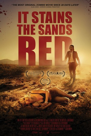 It Stains the Sands Red (2016) DVD Release Date