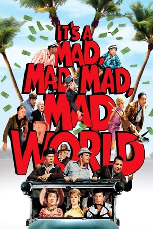 It's a Mad Mad Mad Mad World (1963) DVD Release Date