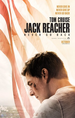 Jack Reacher 2 Never Go Back (2016) DVD Release Date