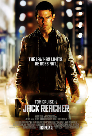 Jack Reacher (2012) DVD Release Date