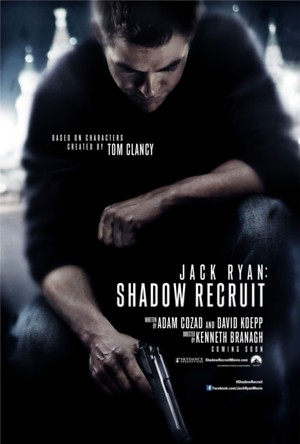 Jack Ryan: Shadow Recruit (2014) DVD Release Date