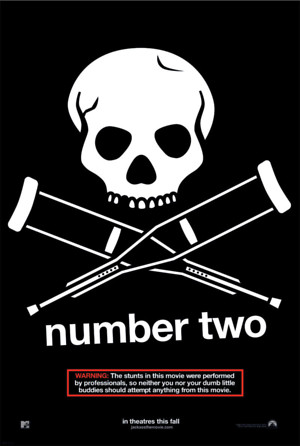 Jackass Number Two (2006) DVD Release Date