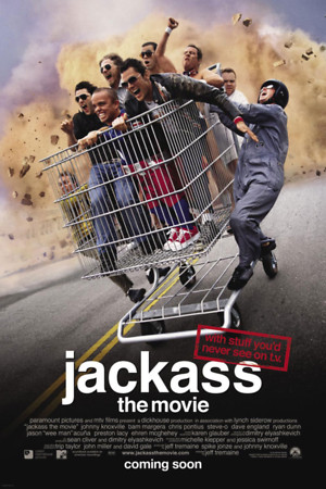 Jackass: The Movie (2002) DVD Release Date