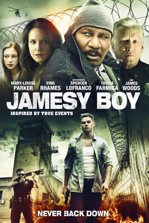 Jamesy Boy (2014) DVD Release Date