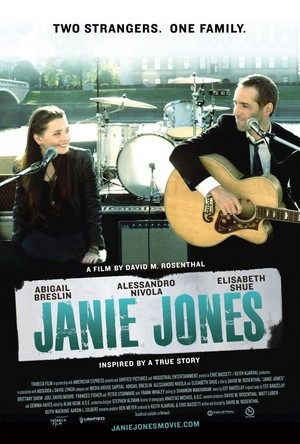 Janie Jones (2010) DVD Release Date