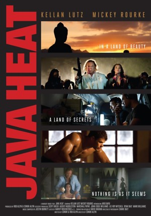 Java Heat (2013) DVD Release Date