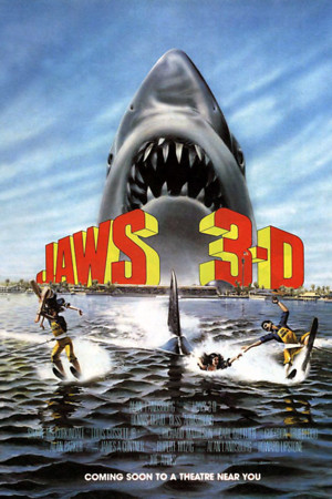 Jaws 3-D (1983) DVD Release Date