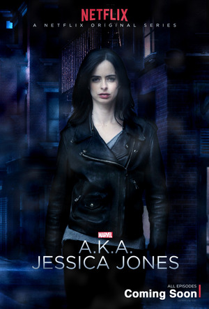 Jessica Jones (TV Series 2015- ) DVD Release Date