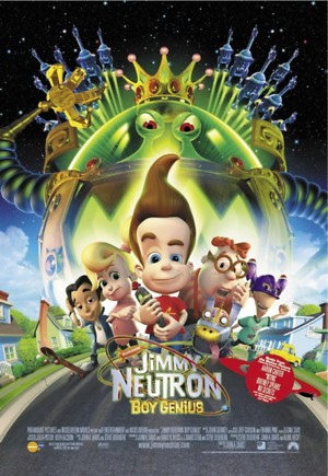 Jimmy Neutron: Boy Genius (2001) DVD Release Date