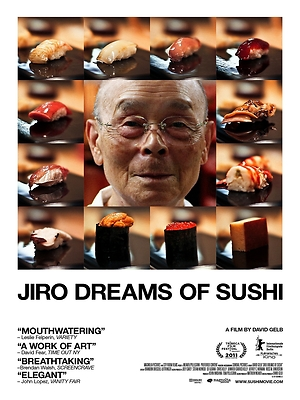Jiro Dreams of Sushi (2011) DVD Release Date