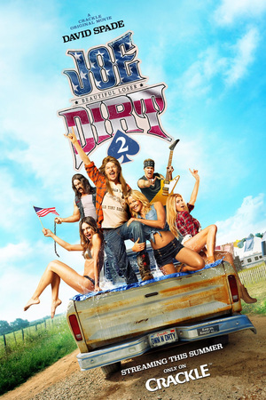 Joe Dirt 2: Beautiful Loser (Video 2015) DVD Release Date