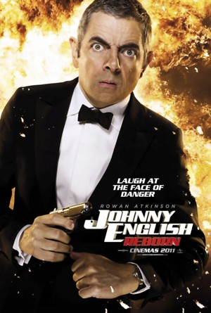 Johnny English Reborn (2011) DVD Release Date