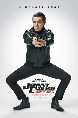 Johnny English Strikes Again (2018) DVD Release Date