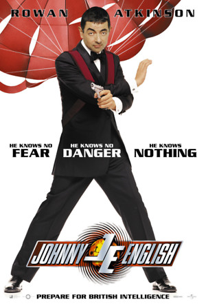 Johnny English (2003) DVD Release Date