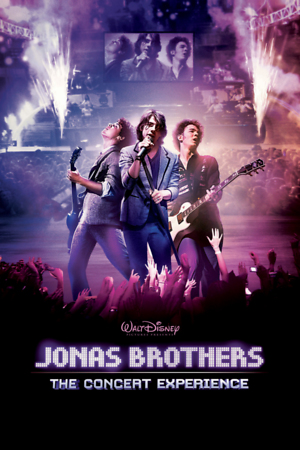 Jonas Brothers: The 3D Concert Experience (2009) DVD Release Date
