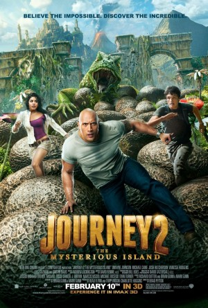 Journey 2: The Mysterious Island (2012) DVD Release Date