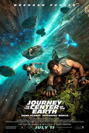Journey to the Center of the Earth (2008) DVD Release Date