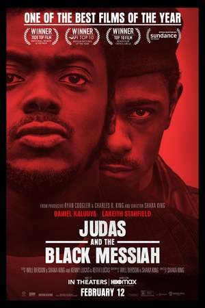 Judas and the Black Messiah (2021) DVD Release Date