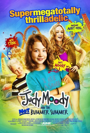 Judy Moody and the Not Bummer Summer (2011) DVD Release Date