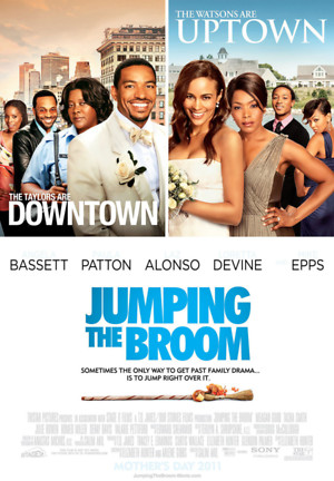 Jumping the Broom (2011) DVD Release Date