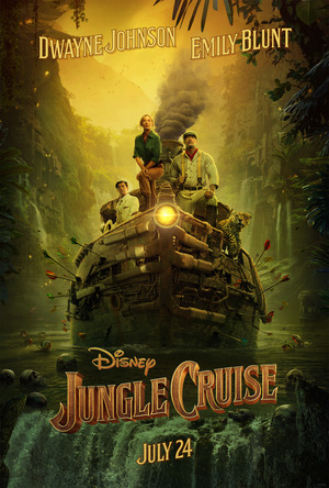 Jungle Cruise (2021) DVD Release Date