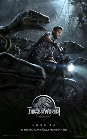 Jurassic World (2015) DVD Release Date