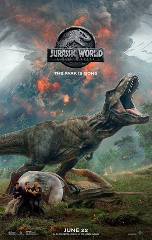 Jurassic World: Fallen Kingdom (2018) DVD Release Date