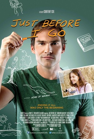 Just Before I Go (2014) DVD Release Date