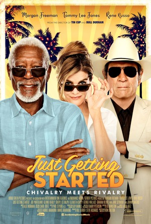 Just Getting Started (2017) DVD Release Date