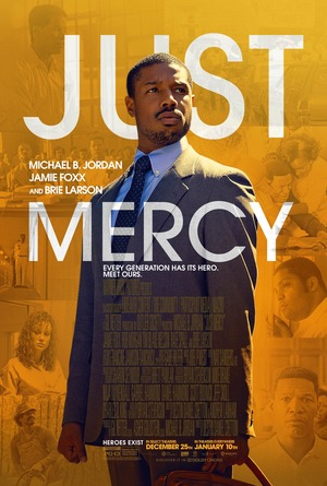 Just Mercy (2019) DVD Release Date