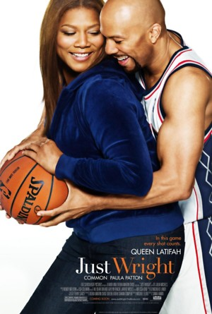 Just Wright (2010) DVD Release Date