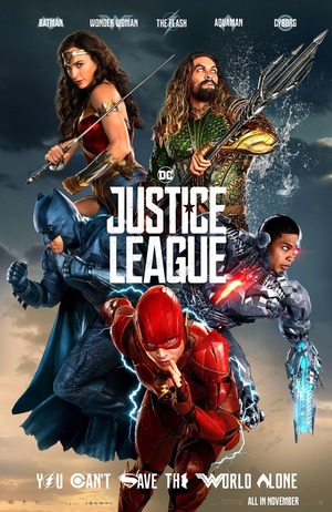 Justice League (2017) DVD Release Date