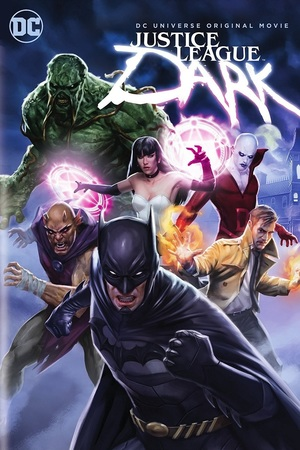 Justice League Dark (Video 2017) DVD Release Date