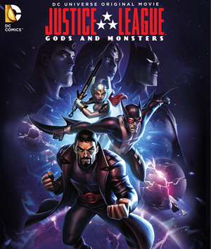 Justice League: Gods and Monsters (Video 2015) DVD Release Date