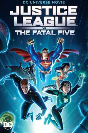 Justice League vs the Fatal Five (2019) DVD Release Date