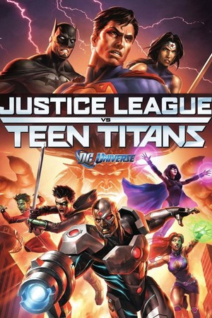 Justice League vs. Teen Titans (Video 2016) DVD Release Date