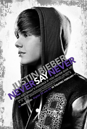 Justin Bieber: Never Say Never (2011) DVD Release Date