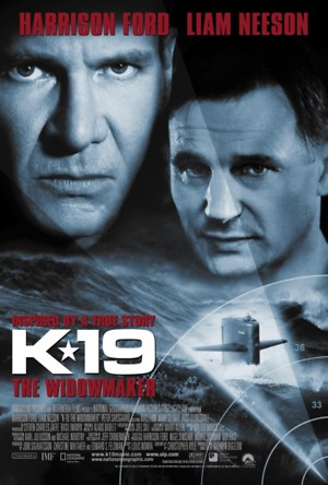 K-19: The Widowmaker (2002) DVD Release Date