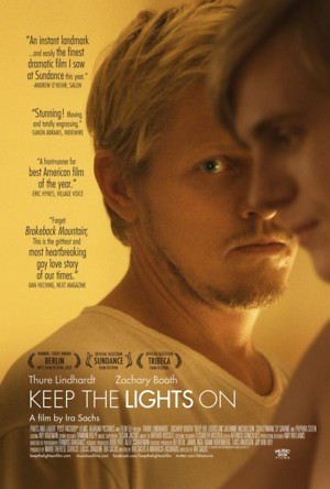 Keep the Lights On (2012) DVD Release Date