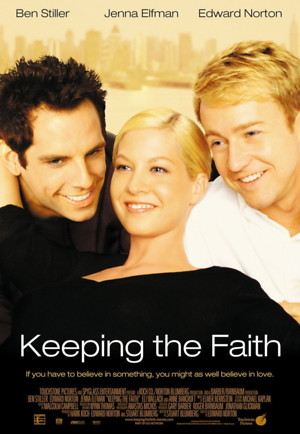 Keeping the Faith (2000) DVD Release Date