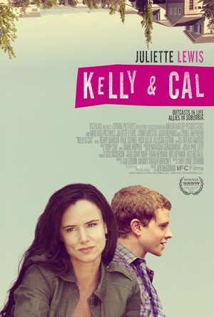Kelly & Cal (2014) DVD Release Date