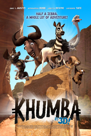 Khumba (2013) DVD Release Date