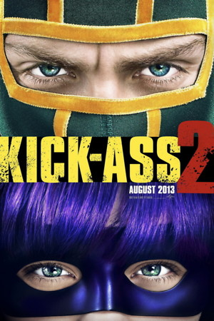 Kick-Ass 2 (2013) DVD Release Date