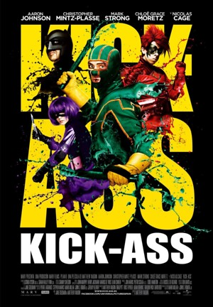 Kick-Ass (2010) DVD Release Date