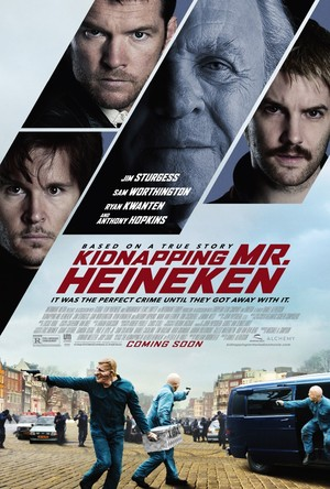 Kidnapping Mr. Heineken (2015) DVD Release Date